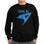 Boldly Go Sweatshirt (dark)