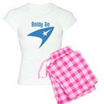 Boldly Go Women's Light Pajamas