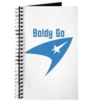 Boldly Go Journal