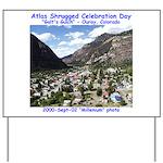 Atlas Shrugged Celebration Day Yard Sign