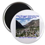Atlas Shrugged Celebration Day Magnet