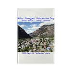 Atlas Shrugged Celebration Day Rectangle Magnet (1