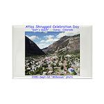Atlas Shrugged Celebration Day Rectangle Magnet