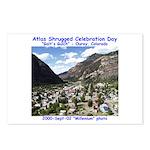 Atlas Shrugged Celebration Day Postcards (Package