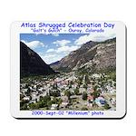 Atlas Shrugged Celebration Day Mousepad