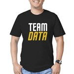 Team Data Men's Fitted T-Shirt (dark)