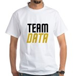 Team Data White T-Shirt