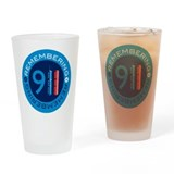 Remembering 911 Pint Glass