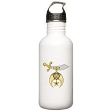 Jewel of the Order Water Bottle