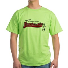 Fratastic Green T-Shirt