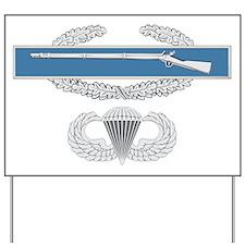 CIB Airborne Yard Sign