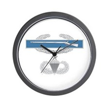 CIB Airborne Senior Wall Clock