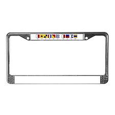 Hilton Head License Plate Frame