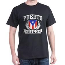 Puerto Rico Shield T-Shirt