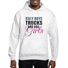 Silly Boys - Trucks Hoodie