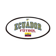 Ecuador Futbol/Soccer Patches