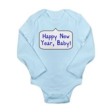 Happy New Year Baby From Baby Long Sleeve Infant B