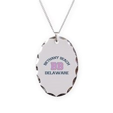 Bethany Beach - Varsity Design Necklace