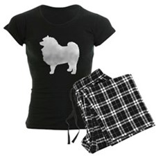 Cute Keeshond dog breed Pajamas