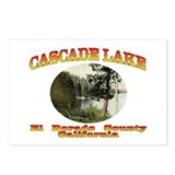 Cascade Lake Postcards (Package of 8)