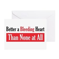 Bleeding Heart Greeting Cards (Pk of 10)