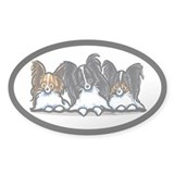 Papillon Lover Decal