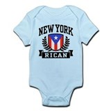 New York Rican Onesie