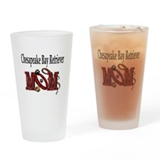 Chesapeake Bay Retriever Pint Glass
