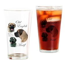 Old English Mastiff Pint Glass