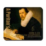 A Puritan's Mind - Mousepad