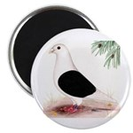 "Saddle Homing Pigeon 2.25"" Magnet (100 pack)"