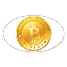 Bitcoins-1 Decal