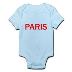 PARIS Infant Bodysuit