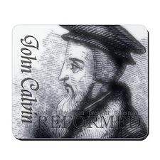 John Calvin - Mousepad