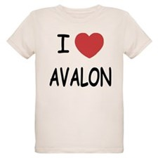I heart avalon T-Shirt