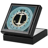 Cute Providence rhode island Keepsake Box