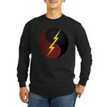 Horde Cookie Long Sleeve Dark T-Shirt