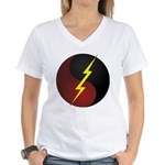 Horde Cookie Women's V-Neck T-Shirt