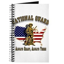 National Guard Always Ready Journal