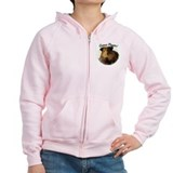 Guinea Piggin Zip Hoodie