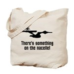 Something on the Nacelle! Tote Bag