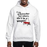 Star Trek Wagon Hooded Sweatshirt