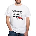 Star Trek Wagon White T-Shirt
