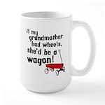Star Trek Wagon Large Mug