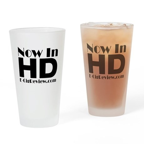 HD Pint Glass