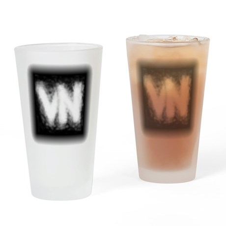 VN Logo Drinking Glass