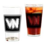 VN Logo Drinking Glass