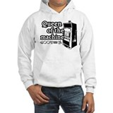 Queen of the machine Jumper Hoody