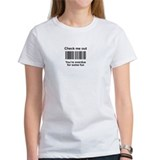 Check Me Out Women's T-shirt (white)
