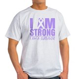 I Am Strong General Cancer T-Shirt